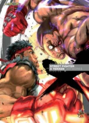 Street Fighter X Tekken: Artworks de Capcom