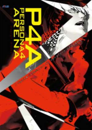 Persona 4 Arena: Official Design Works de Atlus