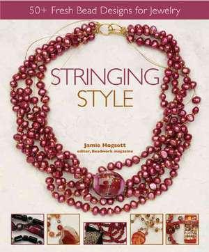 Stringing Style de Jamie Hogsett
