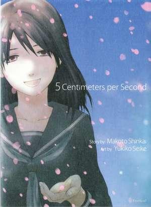 5 Centimeters Per Second de Makoto Shinkai