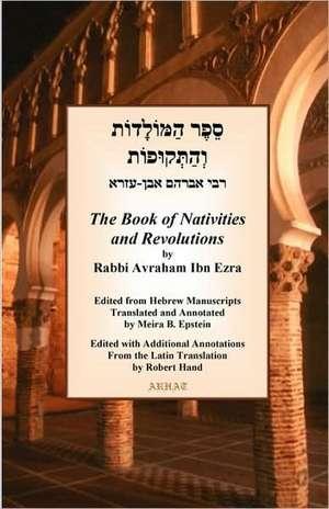 The Book of Nativities de Avraham Ben Meir Ibn Ezra
