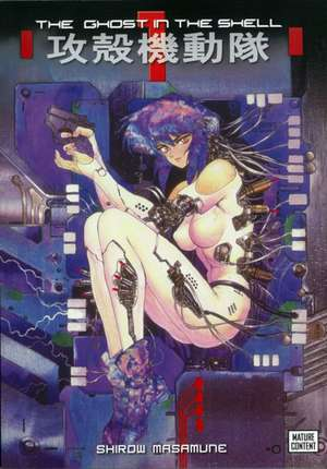 Ghost In The Shell, The: Vol. 1 de Shirow Masamune