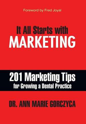 It All Starts with Marketing