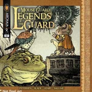 Mouse Guard: Legends of the Guard Volume 2 de David Petersen