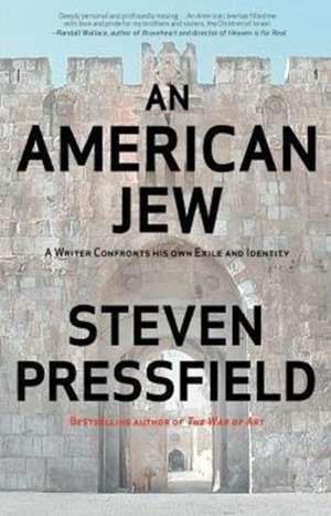 An American Jew de Steven Pressfield