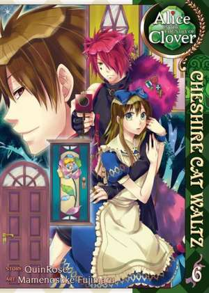 Alice in the Country of Clover, Volume 6
