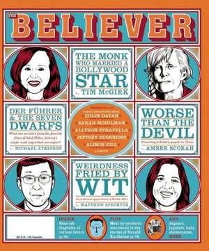 The Believer, Issue 96 de Heidi Julavits