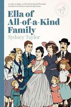 Ella of All-Of-A-Kind Family de Sydney Taylor