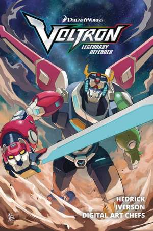 Voltron: Legendary Defender TP Vol. 1 de Tim Hedrick