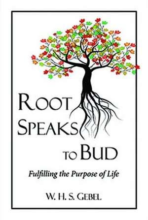 Root Speaks to Bud imagine