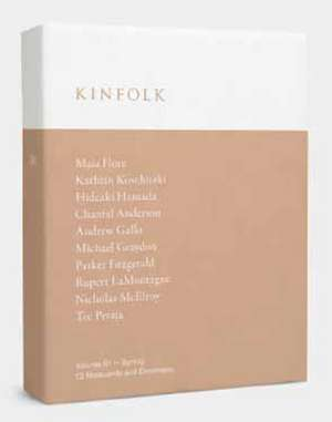 Kinfolk Notecards - The Week End Edition