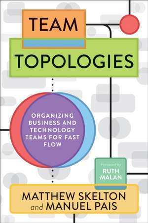 Team Topologies: Organizing Business and Technology Teams for Fast Flow de Manuel Pais