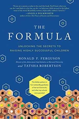 The Formula de Ronald F. Ferguson