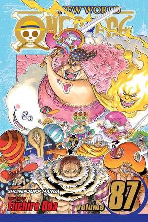One Piece, Vol. 87 de Eiichiro Oda