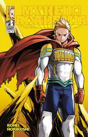 My Hero Academia, Vol. 17 de Kohei Horikoshi