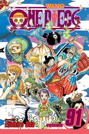 One Piece, Vol. 91 de Eiichiro Oda