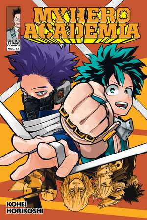 My Hero Academia, Vol. 23 de Kohei Horikoshi