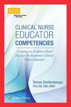 Clinical Nurse Educator Competencies imagine