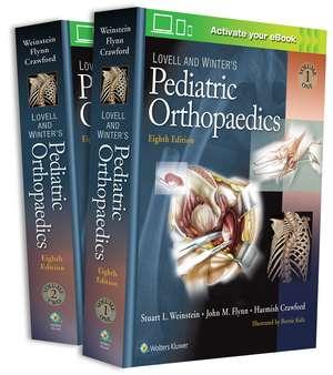 Lovell and Winter's Pediatric Orthopaedics de John M. Flynn MD