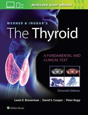 Werner & Ingbar's The Thyroid imagine