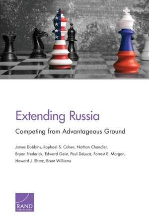 EXTENDING RUSSIA COMPETING FRPB de James Dobbins