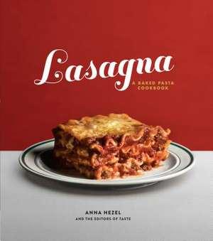 Lasagna de Anna Hezel