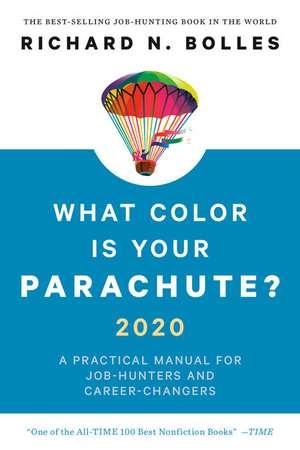 What Color Is Your Parachute? 2020 de Richard N. Bolles