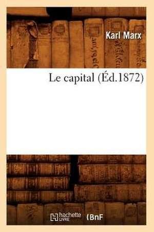 Le Capital de Karl Marx