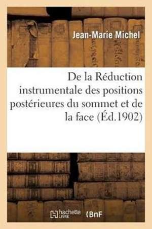 de La Reduction Instrumentale Des Positions Posterieures Du Sommet Et de La Face