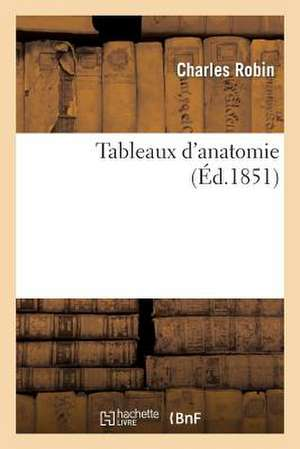 Tableaux D'Anatomie