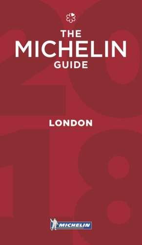 Michelin London 2018
