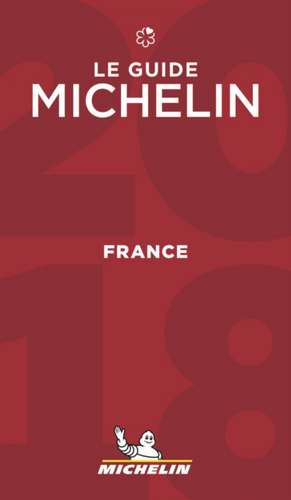 Michelin Guide France 2018