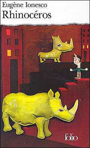 Rhinoceros de Eugene Ionesco