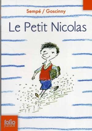 La Petit Nicolas:  Avec Des Aquarelles de L'Auteur de Jean-Jacques Sempe