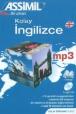 Kolay ingilizce MP3 CD Set de Anthony Bulger