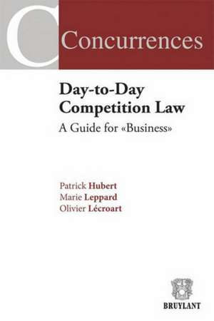 Day-to-Day Competition Law imagine