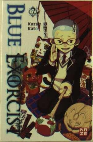 Blue Exorcist 07 de Kazue Kato