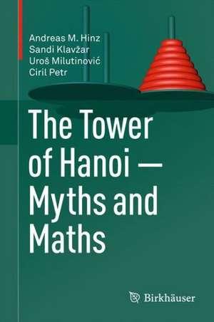 The Tower of Hanoi – Myths and Maths imagine