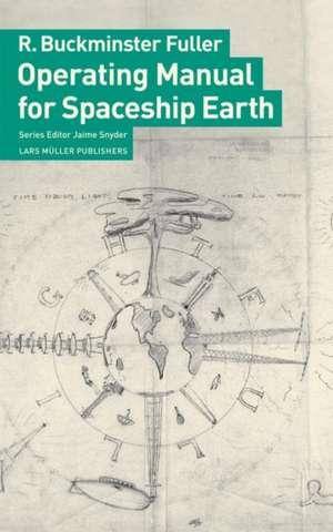 Operating Manual for Spaceship Earth de R. Buckminster Fuller