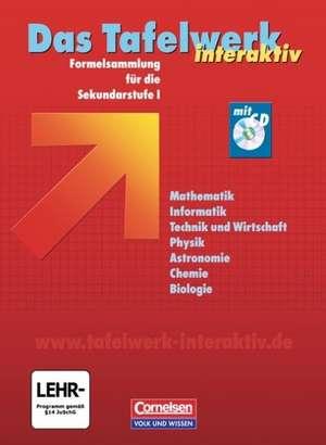 Das große Tafelwerk interaktiv. Schülerbuch mit CD-ROM. Östliche Bundesländer