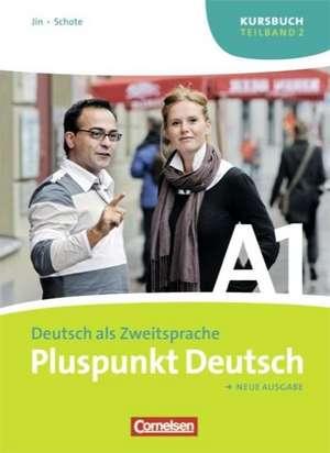 Pluspunkt Deutsch 1b. Kursbuch. Neubearbeitung