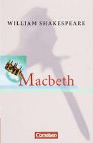 Macbeth. Textheft de William Shakespeare