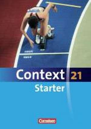 Context 21 Starter. Schuelerbuch