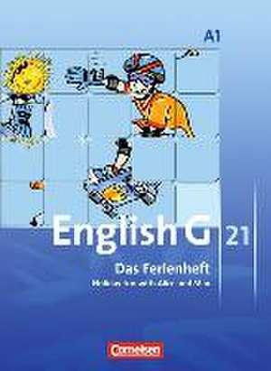 English G 21. Ausgabe A 1. Das Ferienheft