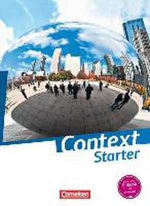 Context Starter. Schuelerbuch (kartoniert)