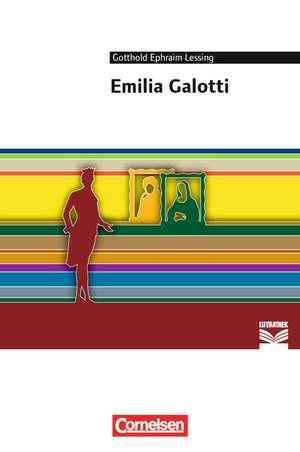 Emilia Galotti de Gotthold Ephraim Lessing