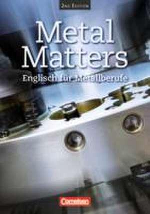 Metal Matters. Schuelerbuch