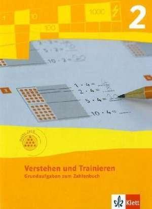 Programm mathe 2000. Verstehen und Trainieren. Arbeitsheft fuer das 2. Schuljahr