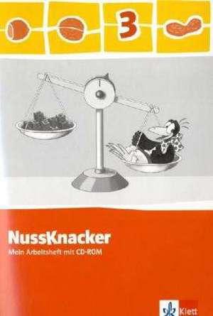 Der Nussknacker. Arbeitsheft mit CD-ROM 3. Schuljahr. Ausgabe 2009