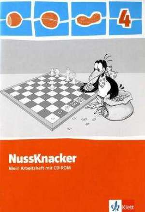 Der Nussknacker. Arbeitsheft mit CD-ROM 4. Schuljahr. Ausgabe 2009